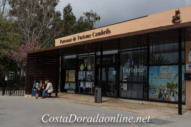 Oficina de turismo de cambrils informaci n y horario for Oficina de turismo munich
