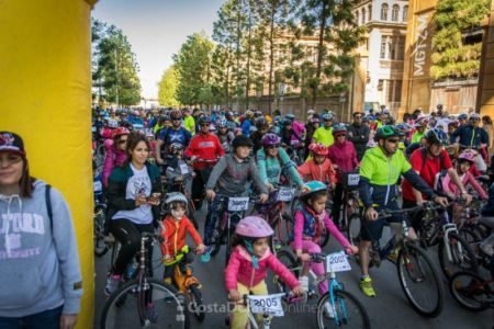 28a bicicletada popular Tarragona 2018