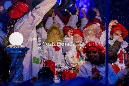 Salou Coso Blanco 2017