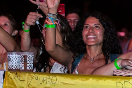 Juanes en concierto. FIM Cambrils 2018. Domingo 05/08