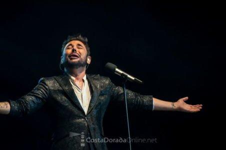 """Miguel Poveda, concierto """"EnLorquecido Tour"""", FIM 2018, Cambrils"""
