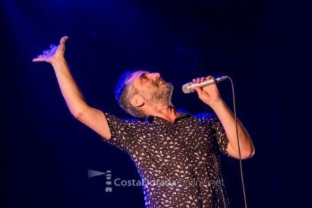 Jorge Drexler en el Festival Internacinal de Música 2018, Cambrils