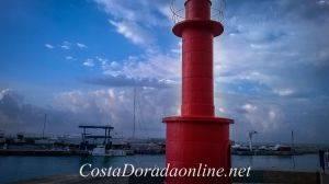 Faro Rojo de Cambrils