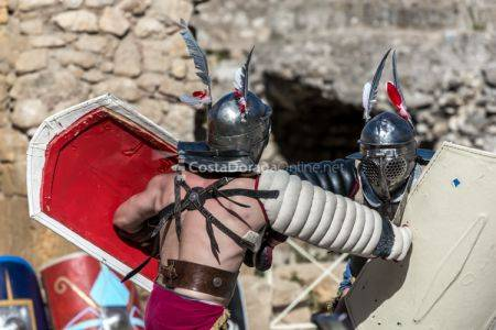 Festival Tarraco Viva 2017 de Tarragona