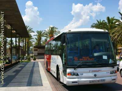 Autobuses de Salou