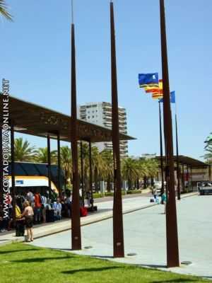 Plaza de las comunidades autonómicas