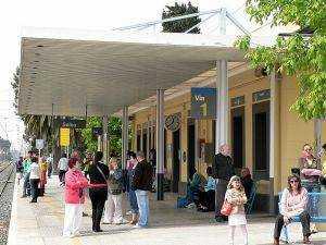 Estación de trenes Renfe, Salou