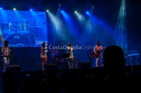 ABBA, the new experience, FIM de Cambrils, 2017