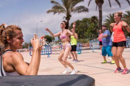 Cambri Fit 2017, convención de Fitness en Cambrils