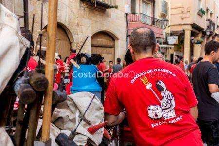 Diables de Cambrils Fiesta Mayor Virgen del Camí