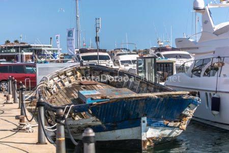 Puerto marítimo de Cambrils