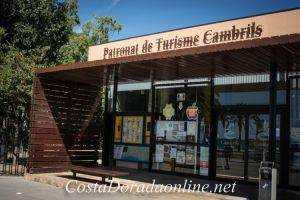 Oficina de turismo de Cambrils
