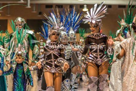 Carnaval de los pequenyos tarragona 2017