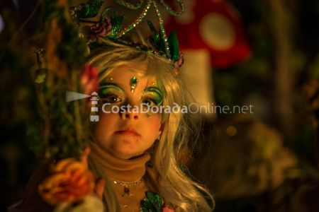 Rua de Lluiment 2018. Carnaval Tarragona
