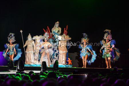 Carnaval de Tarragona 2018; Disfressa d´Or en el TAP