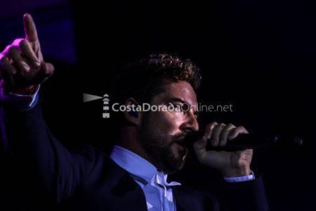 Concierto de David Bisbal en el TAS de Tarragona 2017