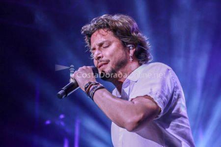 Manuel Carrasco en concierto, FIM Cambrils 2017