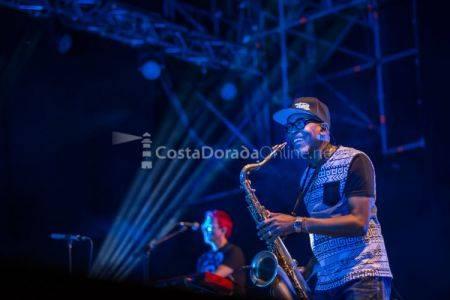 Jarabe de Palo en concierto. FIM 2017.