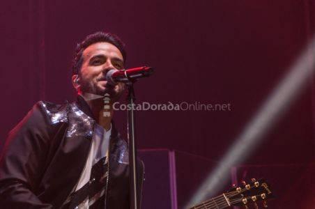 Luis Fonsi en concierto, Nits Daurades Salou 2017
