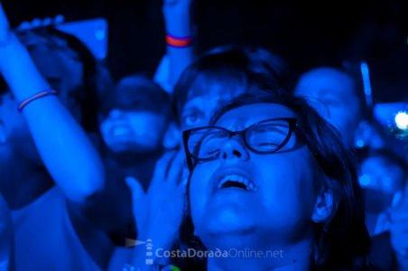 """David Bisbal, concierto """"Tour 2018"""" en el FIM 2018, Cambrils."""