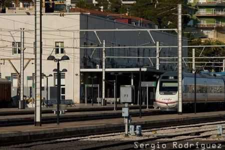 Estación de trenes de Tarragona