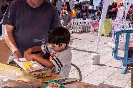 Festival NOMAD Salou, food trucks, talleres, moda sobre el paseo Jaume I