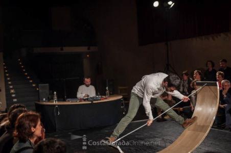 Festival Trapezi, Reus. Feria del circo de Cataluña 2018