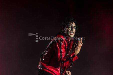 Concierto Michael's Legacy; tributo a Michael Jackson