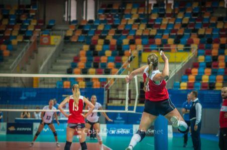Juegos mediterraneo tarragona 2018, final voley femenino