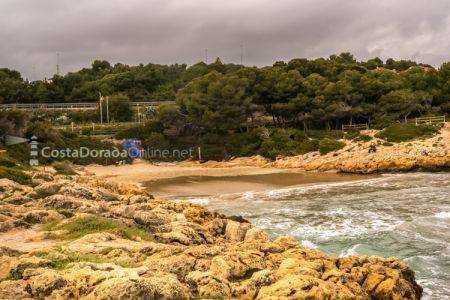 Playa de morrots de la Savinosa