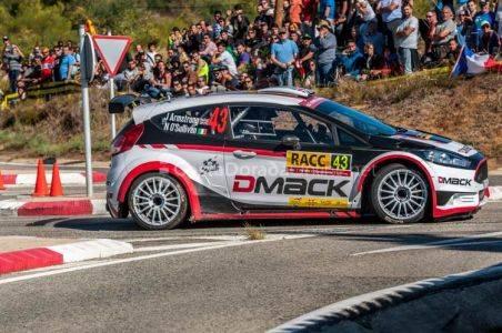Rally Costa Dorada 2017. Riudecanyes