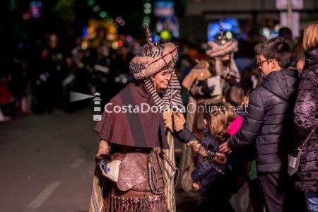 Reus cabalgata de los Reyes Magos 2017