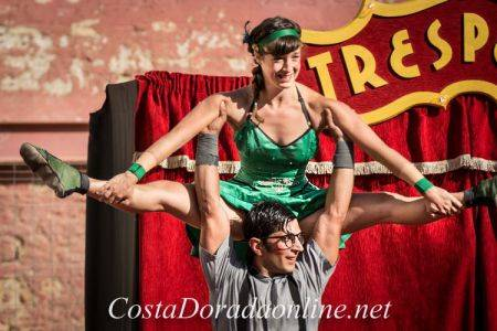 Festival Trapezi 2015, Reus