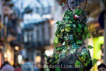 Concurso Estatuas Humanas, Reus 2014