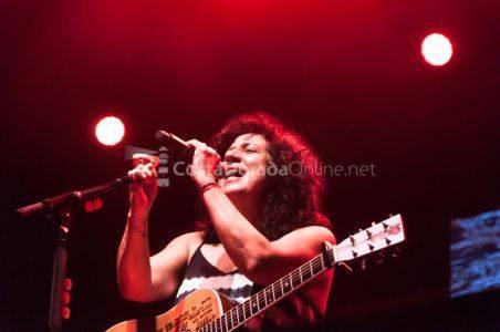 Rosana en concierto; Festival Internacional de Música Cambrils 2017