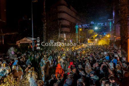 Programa de la Fiesta Medieval Jaime I en Salou 2017