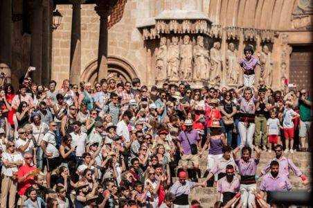 "Sta. Tecla Tarragona 2017. ""Pilars caminant"", domingo 25/09"