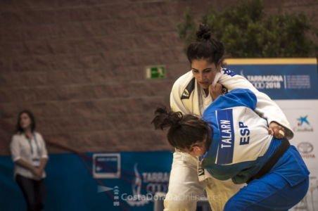 Cambrils, juegos del mediterraneo, Judo, eliminatorias