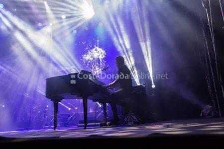 Vanesa Martín en concierto. Nits Daurades Salou 2017