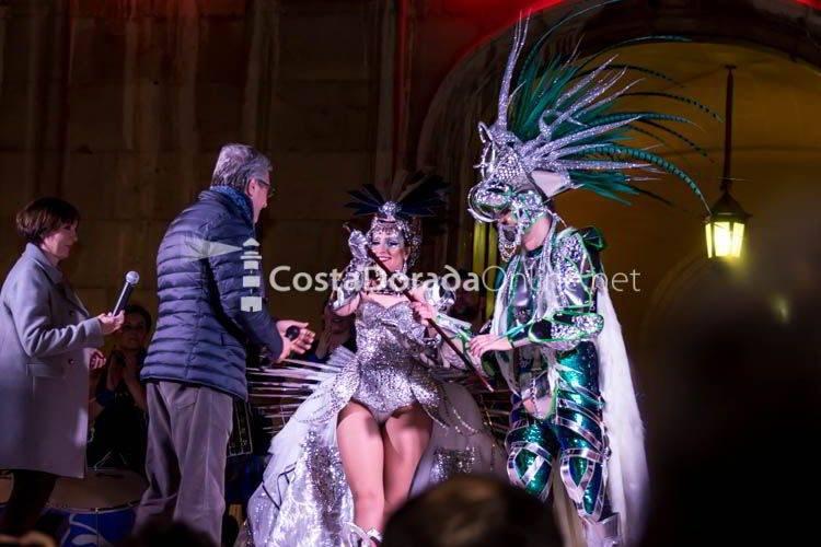 carnaval tarragona carnestoltes concubia 2017