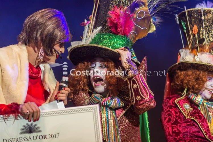 Disfressa d´Or 2017; 2ndo lugar para Estudi Dansa Montserrat. Enhorabuena!