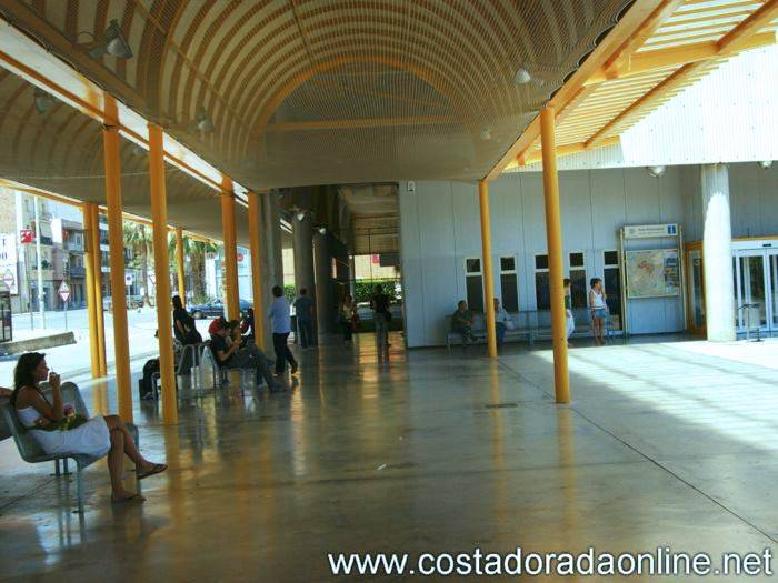 Reus, estacion autobuses