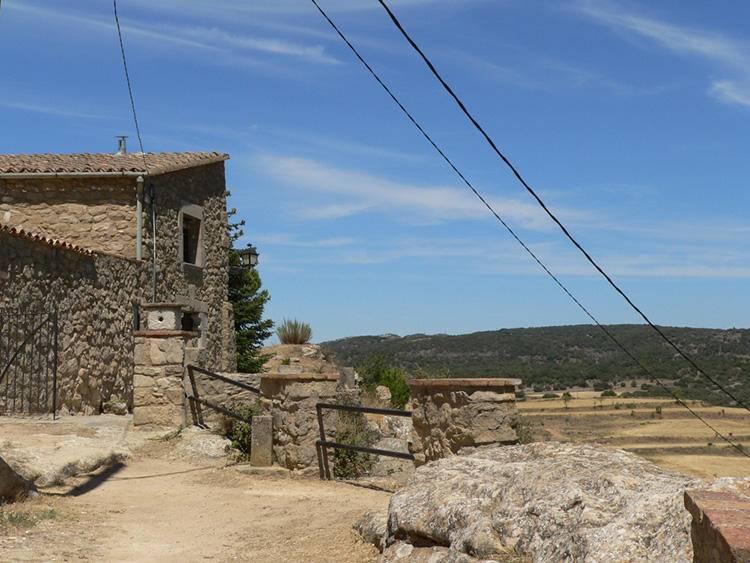 pueblo Albarca
