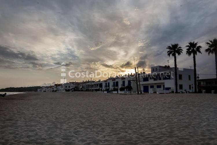 Altafulla;Altafulla playa paseo maritimo