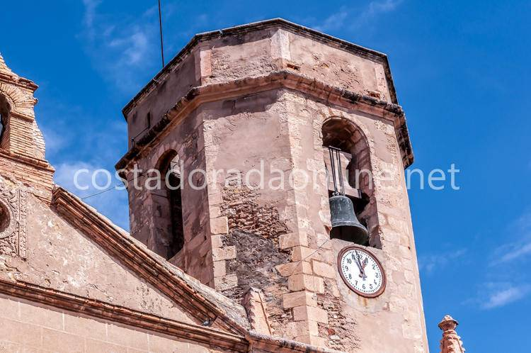 pueblo Altafulla Iglesia