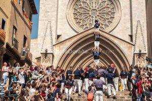 santa tecla tarragona 2017 pilars caminant