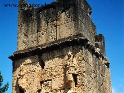 Torre de los Escipiones en Tarragona