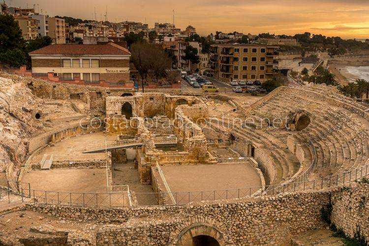 Anfiteatro Romano De Tarragona Arqueología Tarragona