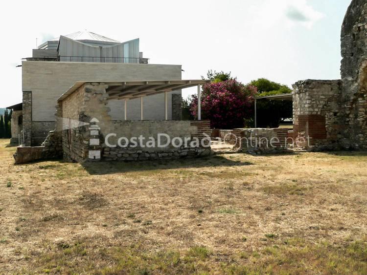Vila Romana de Centcelles Exterior