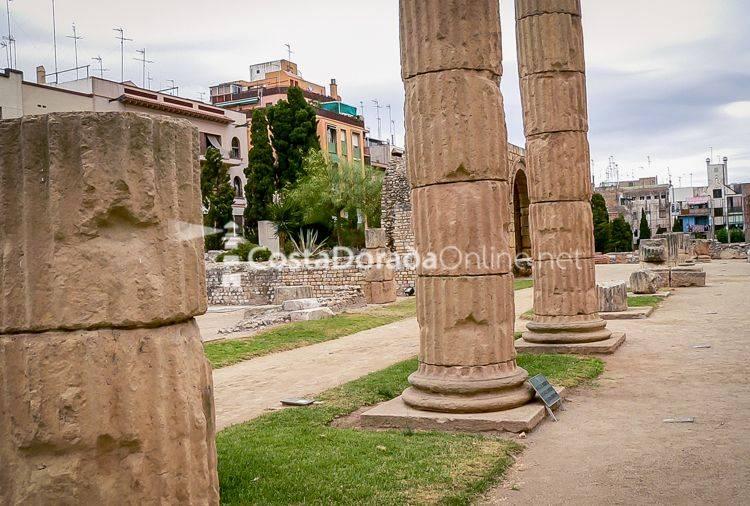 foro colonial de Tarragona